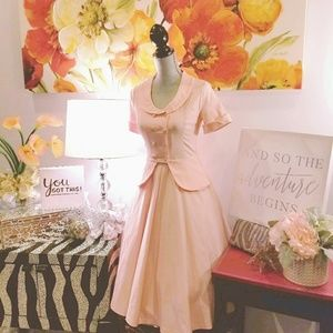Dresses & Skirts - 🎉Gorgeous RETRO Vintage Style Swing Dress